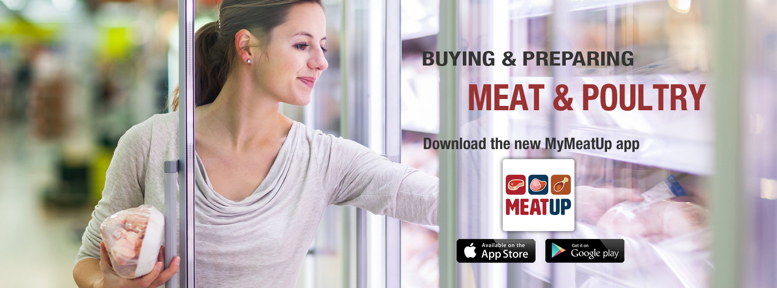 buying and preparing meat and poultry